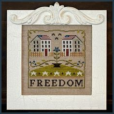 May Releases - Little House Needleworks