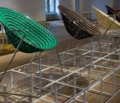 Architectural systems | GRID exhibition | GRID | Peter J. Lassen. Check it out on Architonic