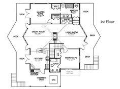 House Plan chp-26050 at COOLhouseplans.com