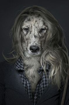 The dog woman