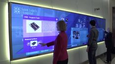 Interactive Media Wall - Google Search