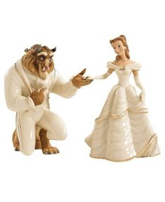Lenox Disney Beauty and The Beast My Hand My Heart Is Yours Belle Figurines -- Visit the image link more details.
