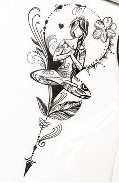 The Best Relationship Louisa - Louisa Tattoo - # Relationship - Tatoo - . - The Best Relationship Louisa – Louisa Tattoo – – Tatoo – - Yoga Tattoos, Spine Tattoos, Body Art Tattoos, Sleeve Tattoos, Male Back Tattoos, Sternum Tattoos, Henna Tattoos, Tattoo Girls, Girl Tattoos