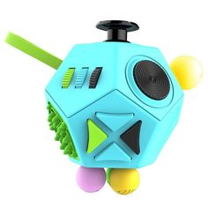 In stock! NEW Fidget Cube 2 Toys for Girl Boys Christmas Gift The First Batch of The Sale Best Christmas Gift Anti Stress Cube Stress Toys, Stress Relief Toys, Anxiety Relief, Stress And Anxiety, Squishies, Ocd And Autism, Cubes, Fidget Gadget, Edc