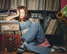 Monthly Muse: The Deee-liteful Lady Miss Kier!