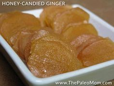 » Honey-Candied Ging