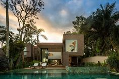 Project Baleia Condo 4 Optimal Indoor Outdoor Fusion Achieved by Modern Architecture Project in Brazil