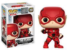 Funko pop. Justice League. The Flash