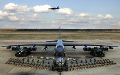 Boeing USAF Stratofortress Strategic Jet Bomber Information, History, Pictures and Facts Military Humor, Military Jets, Military Aircraft, Us Air Force, B52 Bomber, Bomber Plane, Stealth Bomber, B 52 Stratofortress, Hawker Hurricane