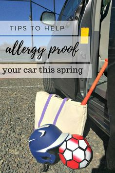#FRAMFreshBreeze AD  Tips for making your car allergy proof this spring!