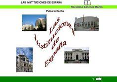 LAS INSTITUCIONES ESPAÑOLAS