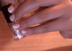 My new nail polish-I <3 it!!!