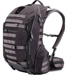 Badlands Rap18 Backpack In Gun Metal >>> Click image for more details.