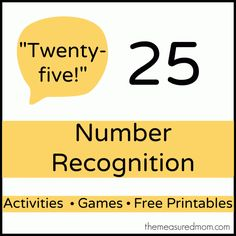 Number Recognition - in English, but good for Mandarin number review games