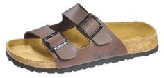 Betula slippers Boogie in size 36.0 N EU made of Birko-Flor in Darkbrown with a narrow insole - http://shoes.goshopinterest.com/mens/sandals-mens/betula-slippers-boogie-in-size-36-0-n-eu-made-of-birko-flor-in-darkbrown-with-a-narrow-insole/