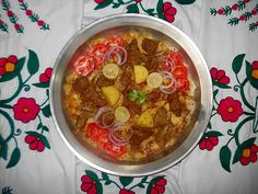 Cuisine of Karachi: Painda (Sobuth/Sobhat)      پینڈہ /صوبت   لکی مروت...