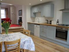 Beautifully renovated cottage in the heart of Elie Scotland Vacation, Fife Scotland, Price Book, Girls Weekend, Trip Advisor, Catering, Kitchen Cabinets, Cottage, Heart