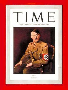 1941. Hitler on cover