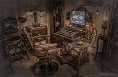 computer steampunk - Buscar con Google
