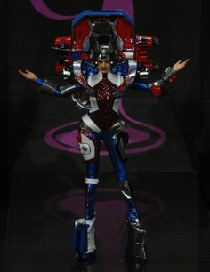 Optimus Prime at a Beauty Pageant