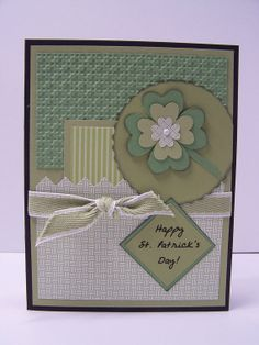 Stampin Up Handmade Greeting Card: Easter Card, Lamb, Sheep, Child's Easter, Happy Easter, Easter Blessings, Spring