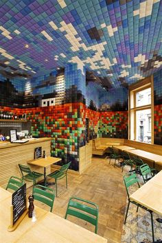 Pixel Wine Bar à Bruxelles