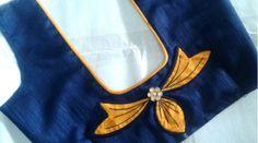 Stylish Blouse Back Neck Designs - Kurti Blouse Chudidhar Neck Designs, Dress Neck Designs, Hand Designs, Sleeve Designs, Blouse Neck Models, Saree Blouse Neck Designs, Blouse Designs Catalogue, Sumo, Simple Blouse Designs