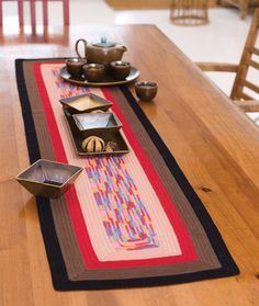 Place Mats and Table Runners to Crochet for Fall – 20 free patterns – Grandmother's Pattern Book