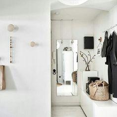 #Minimal #home #decor #nordic #inspired #minimalist #white #corner