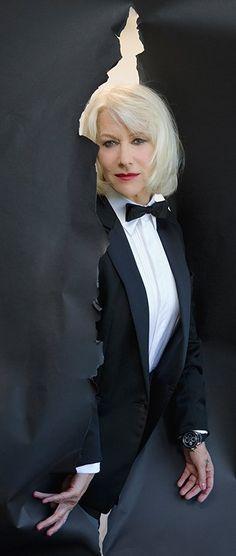 Hollywood Style, Hollywood Fashion, Helen Mirren Hair, Lab, Dame Helen, Inspiring Women, Cate Blanchett, Best Actress, Elegant Woman