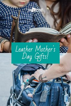 Give mom leather goods this Mother's Day! Show your appreciation and how much she means to you with a product that's customized for her. Leather Journals, Luggage Tags, Hats, or a Bookmark means you'll find something that's just right for her! #mothersday #mothersdaygifts #oxandpine #leathergifts #leather goods Thanking Someone, Leather Gifts, Leather Journal, Mothers Love, Mother Day Gifts, Journals, Appreciation, Tags, Mom