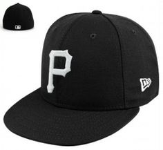 Pittsburgh Pirates New Era Black League Basic Fitted Hat  32.95 NOW  24.69  Save  25% 15999508d632