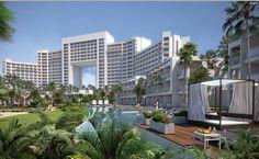 Hotel Riu Palace Peninsula, Cancun's Newest Luxury Resort. Opening May 4, 2012