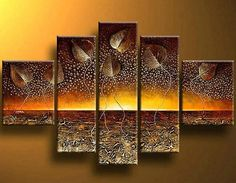 Incredible gallery of large abstract canvas art, abstract wall art paintings and abstract metal wall art; ready to hang, framed modern abstract art paintings Oil Painting Abstract, Abstract Wall Art, Oil Paintings, Abstract Landscape, Modern Art Movements, Modern Canvas Art, Creation Deco, Abstract Photography, Mosaic Art
