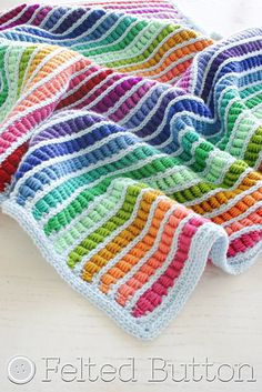 Ravelry: Abacus Blanket pattern by Susan Carlson