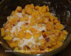 Cocinando con Cris: Mermelada de Melocotón en Panificadora