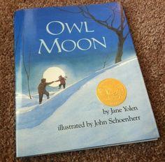 Owl Moon - Pete