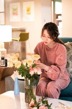 Saree Wearing Styles, Ideal Girl, Beautiful Chinese Girl, Korean Fashion Dress, Uzzlang Girl, Cute Girl Poses, Cute Actors, Cute Korean, Korean Girl