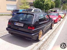 Golf MkII Rallye