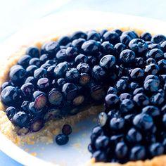 Go to Comfort Food:  Blueberry Pie #MyReality #BARIII