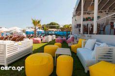 poofomania |  Summer Theatro  | Χανιά  | bean bag | outdoor | beach