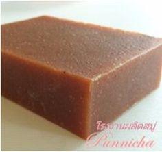 สบู่มะขาม สบู่น้ำแร่ สบู่พัณณิชา โรงงานผลิตสบู่ Punnicha Soap