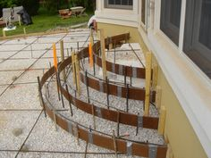 exterior steps rounded | concrete patio steps - group picture, image by tag - keywordpictures ...