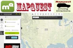 www.mapquest.com - MapQuest Driving Direction   Mobile App