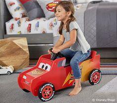 Disney•Pixar <em>Cars</em> Ride-On