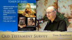 Old Testament Survey Video 1:  A Hebraic view #Hebrewroots #Messianic Tom Bradford TorahClass.com Seed of Abraham Ministries Genesis