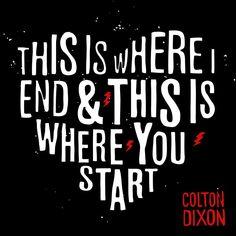 <3 Colton Dixon!!!!!