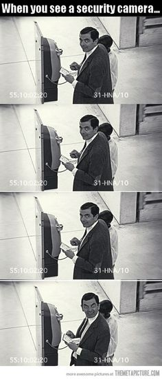 Every time you see a security camera…