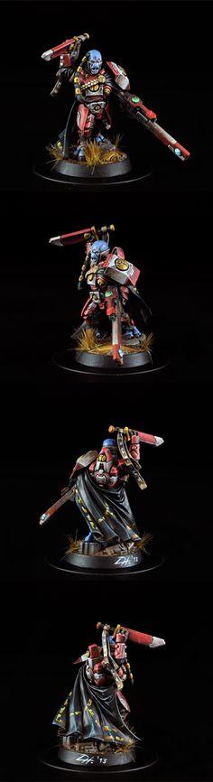 Tau Cadre Fireblade - Farsight Enclave - Daith