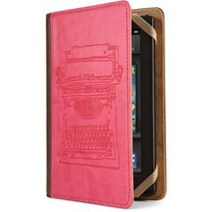 Ladies-Case-Cover-for-Kindle-Fire-Kindle-Touch-Pink-e-reader-or-tablet-cover-new